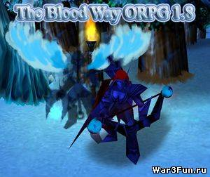 The Blood Way ORPG 1.8 (RUS),