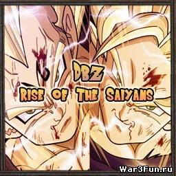 DBZ - Rise Of The Saiyans,