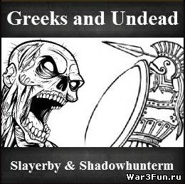 Greeks and Undead v1.58 Second Hero,