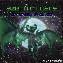 Azeroth Wars Strategy Evolved v1.01,