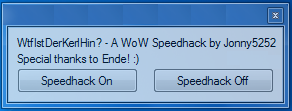 Speed Hack для WoW 4.0.6 Cataclysm,